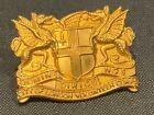 London Volunteer Corp  cap  Badge