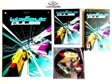 Wipeout Pulse Press Kit PAL/EUR PSP Playstation Mint State Videojuego Retro