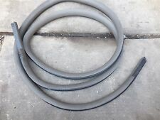 LINCOLN LS 2003-2006 USED REAR RIGHT RH PASSENGER SIDE DOOR WEATHER SEAL STRIP