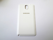 Genuine Samsung Galaxy Note 3 N9005 White Battery Cover Grade A