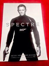Spectre Kinoplakat Poster A1, James Bond, Daniel Craig, 007, Teaser