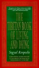 The Tibetan Book of Living and Dying by Sogyal Rinpoche (2012, Paperback, Revise