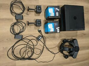 Pimax 2P 5k with 2 HTC base stations