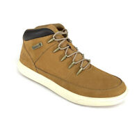 Timberland Men's Ashwood Park Mid Hiker Wheat Nubuck Hiking Boots A1YYS