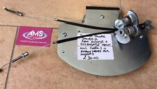 QUICKIE SAMBA 2 Silla de silla de ruedas eléctrica participar/desactiven mecanismo
