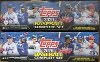 *BRAND NEW* 2020 Topps Baseball Complete Set: Retail Edition *Factory-Sealed*