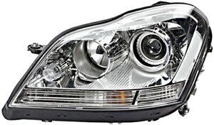 HELLA Mercedes GL Class X164 2006-2009 Headlight Front Lamp Left
