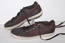 Puma Benecio Drill Pack Casual Sneakers, #352729-05, Brown, Men's US Size 6.5