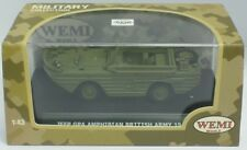 WEMI MODELS 1/43 Nr.20491 Amphibian Jeep GPA British Army 1944 - OVP
