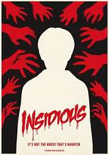 """""""INSIDIOUS"""" Movie Poster [Licensed-NEW-USA] 27x40"""" Theater Size (V2)"""