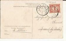 OOSTERHOUT-LEUR 1909 grootrondstempels