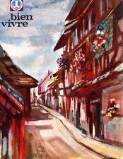 Bien Vivre n°51 - 1965  - Le Haut Rhin - Gastronomie - Tourisme - Beaux Arts