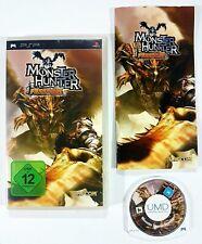 ©SONY PSP/Capcom MONSTER HUNTER FREEDOM™ dt. OVP Rollenspiel/Multiplayer/Bestien