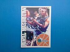 1995-96 Panini NBA Basketball Sticker N.149 Jamal Mashburn Dallas Mavericks