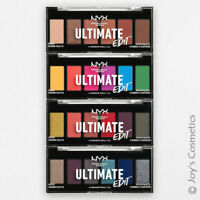 "1 NYX Ultimate Edit Petite Shadow Palette ""Pick Your 1 Color"" *Joy's cosmetics*"