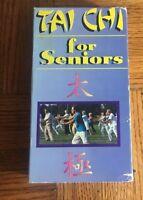 Tai Chi For Seniors Vhs