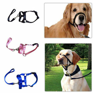 GENTLE LEADER LARGE DOG PET PUPPY TRAINING HEAD COLLAR HALTI HALTER HARNESS L