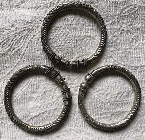 Tribal Fusion Gypsy Belly Dance Bracelets LOT LightWeight