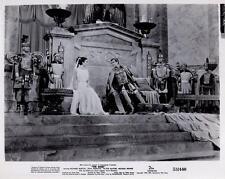 "Scene from ""The Robe"" 1953 Vintage Movie Still"