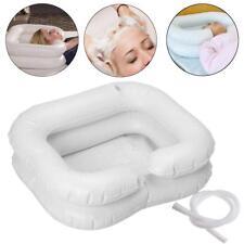 Washing Basin Inflatable Hair Shampoo Salon Tray Bowl Portable Equipment Beauty