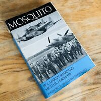 RAF WW2 MOSQUITO 1967 1st Edition H/B 494 Pages B/W Photo's Sharp & Bowyer