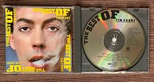 The Best of Tim Curry CD Rocky Horror 1989 A&M RARE