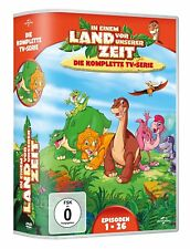 The land before time - Dinosaurs,  Littlefoot original series,Tv season Region 2