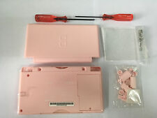 Full Repair Housing Shell Case Replacement for Nintendo DS Lite NDSL Pink