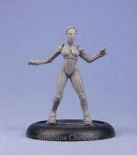 Marie SheBot 50246 - Chronoscope - Reaper Miniatures D&D Power Armor Steampunk