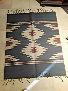 RUG:  I call it A KILIM FOR FLOOR OR WALL DECORATION