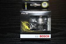 Bosch Set LÁMPARAS para coche H4 Plus +90 Caja doble FARO lámparas Ahora Nuevo