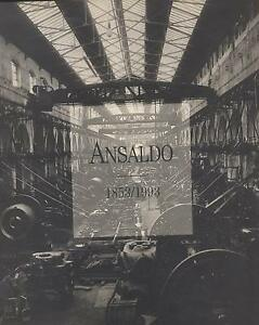 ANSALDO 1853/1993 CON COFANETTO