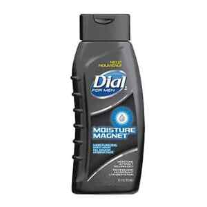 3 Pack of  Dial for Men Maximum Moisture Ultra Hydrating Body Wash, 16oz/each