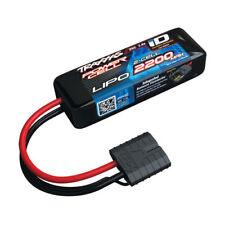 Traxxas 2820X 7.4V 2S 2-Cell 2200mAh iD LiPo Battery for Traxxas 1/16 Vehicles