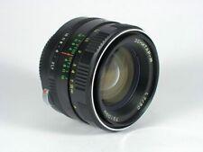 Zenith Zenitar-M 50mm f/1.7 Objektiv Lens M42 Mount