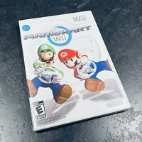 Mario Kart Wii Nintendo 2008 Rated E Complete Luigi Bowser Peach Toad Racing