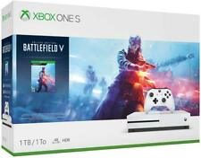 Brand new Xbox One S 1Tb Console - Battlefield V Bundle