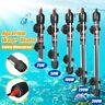 Aquarium Heater 25/50/100/200/300W Fish Tank Automatic Water Thermostat W/ Cups