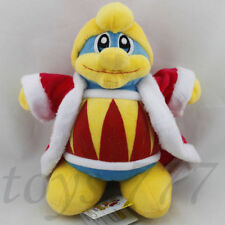 Kirby Game 10'' DeDeDe King Pop Star Pupupu Land Deluxe Popopo Plush Toy Gift