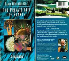 Private Life of Plants 5 Living Together VHS Video Tape New David Attenborough