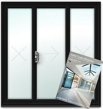 French Sliding Patio Door Price Book / White / Black /Fast & Free Delivery (#20)
