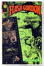 FLASH GORDON #32 The Movie Part 2! Whitman Comic Book ~ VF/NM