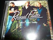 Rascal Flats Feels Like Today Country CD - Like New