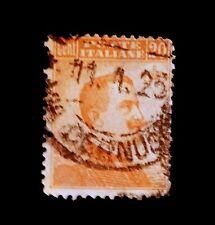 Italy 1916 King Victor Emanuel III /   Used