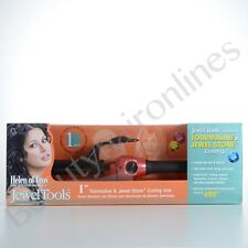 "Helen of Troy Professional Jewel Tools 1"" Tourmaline & Jewel Stone Curling Iron"