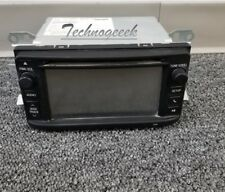 2013 Toyota Corolla AM FM Bluetooth CD Player Radio 57056 OEM 86140-02150