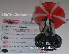RED SKULL #060 Avengers Assemble Marvel Heroclix Super Rare