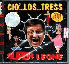 LEONE DI LERNIA CIO'...LOS...TRESS SUPER LEONE CD RARO SEALED