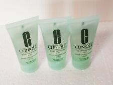 Clinique Liquid Facial Soap 30ml x 3 dry combination new face cleanser