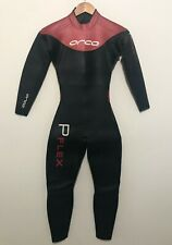 Orca Childs Teen Full Triathlon Wetsuit Size 4.5 (Youth 17-19) P-Flex - $479